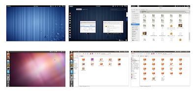 Unity, Gnome Shell and the Notification Area - Over the Years